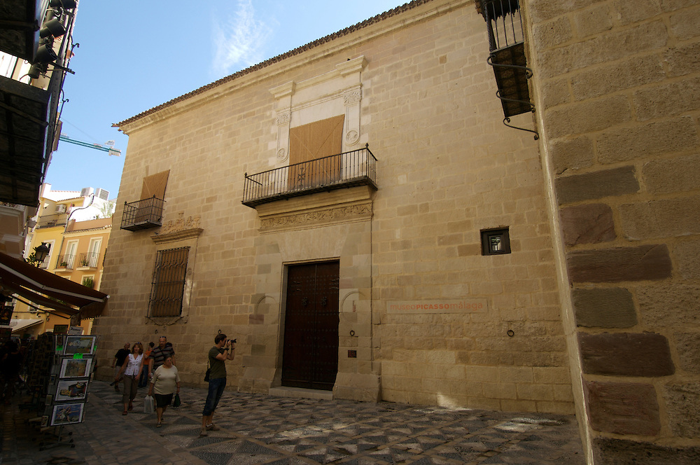 Picasso Museum, Malaga, Spain