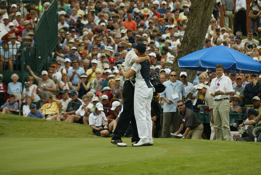 2003 Colonial Invitational..First Round..Colonial Country Club.Fort Worth, TX..May 22, 1003..Photograph by Darren Carroll