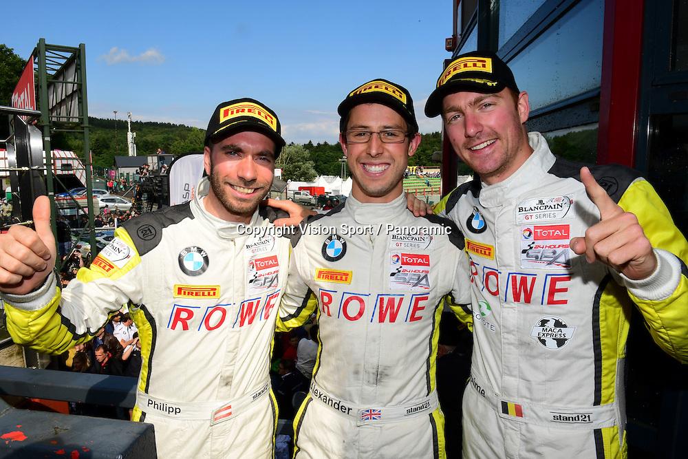 #99 ROWE RACING (DEU) BMW M6 GT3 PHILIPP ENG (AUT) ALEXANDER SIMS (GBR) MAXIME MARTIN (BEL)