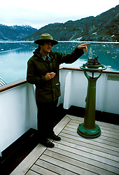 AK: Glacier Bay National Park, Alaska, Margerie Glacier    .Photo Copyright: Lee Foster, lee@fostertravel.com, www.fostertravel.com, (510) 549-2202.Image: akglac214