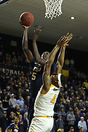 December 6, 2017 - Johnson City, Tennessee - Freedom Hall: ETSU center Peter Jurkin (5)<br /> <br /> Image Credit: Dakota Hamilton/ETSU