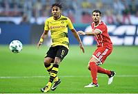 v.l. Pierre-Emerick Aubameyang (Dortmund), Javier ''Javi'' Martinez<br /> Dortmund, 05.08.2017, Fussball, DFL-Supercup 2017, Borussia Dortmund - FC Bayern Muenchen 2:2, 4:5 i.E.<br /> <br /> Norway only