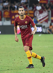 July 20, 2018 - Frosinone, Lazio, Italy - Javier Pastore during the Pre-Season Friendly match between AS Roma and Avellino at Stadio Benito Stirpe on July 20, 2018 in Frosinone, Italy. (Credit Image: © Silvia Lore/NurPhoto via ZUMA Press)