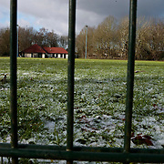 NLD/Huizen/20100103 - Terrein van voetbalclub AH '78 Huizen moet aangepast worden volgens politieke partijen