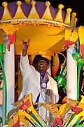 Orpheus parade preparations