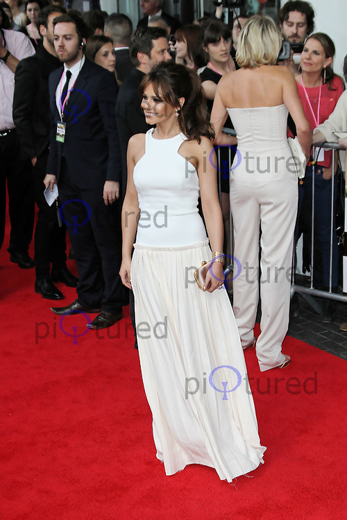 LONDON - MAY 22: Cheryl Cole attends the European Film Premiere of 'What To Expect When You're Expecting' at the BFI IMAX, London, UK. May 22, 2012. (Photo by Richard Goldschmidt)