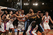 Knicks Nuggets Fight at Madison Square garden
