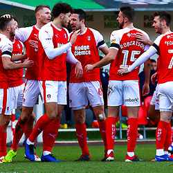 Rotherham United v Wigan Athletic