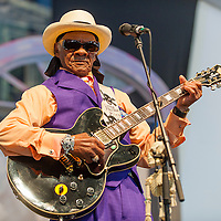 Little Freddie King Blues at New Orleans Jazz & Heritage Festival 2014