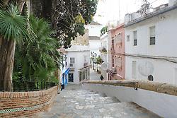 10.01.2012, Marbella, Spanien, ESP, Marbella im Focus, im Bild Altstadt von Marbella, Andalusien, Spanien. EXPA Pictures © 2012, PhotoCredit: EXPA/ Eibner/ Andre Latendorf..***** ATTENTION - OUT OF GER *****