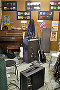 Wild Records studio in Altadena, CA 5/2/2010.