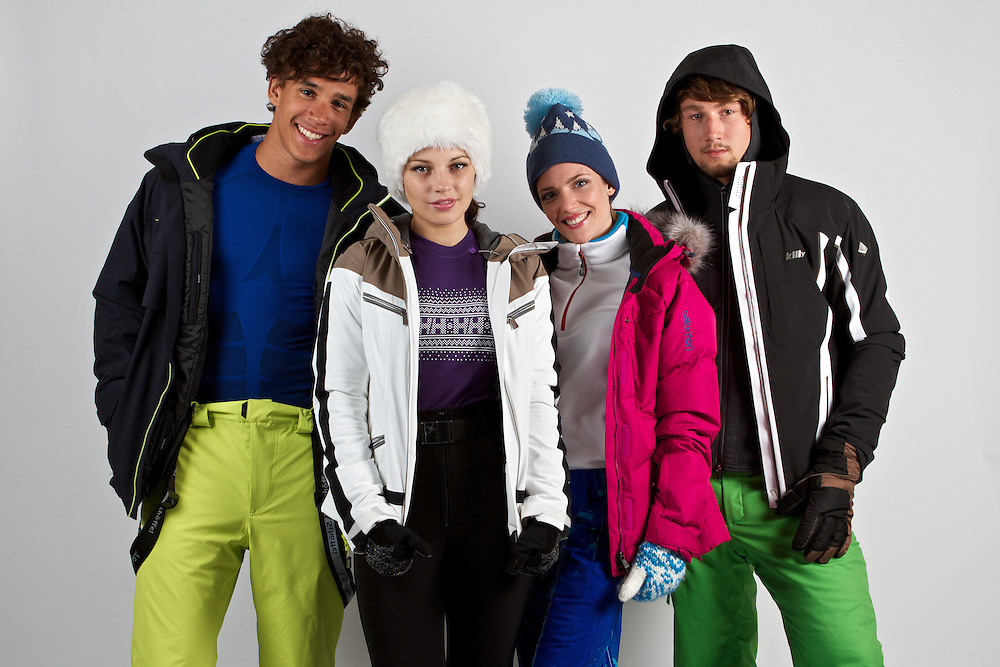 Ski Club of Great Britain Fashion Shoot 06/08/12