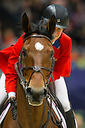 Beezie Madden - Simon<br /> Rolex FEI World Cup Final 2013<br /> © DigiShots