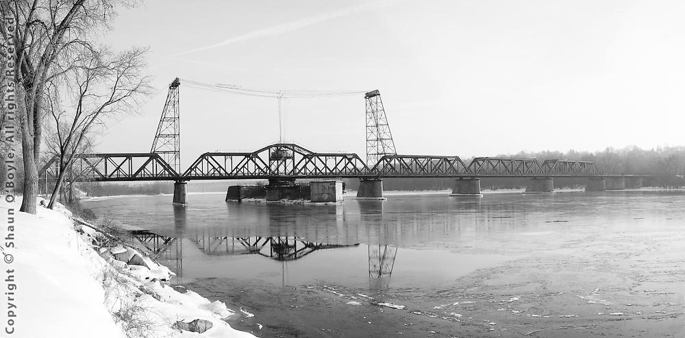 Livingston Avenue Swing Bridge, Albany, NY