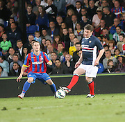 Giorgi Nemsadze back in Dark Blue - Crystal Palace v Dundee - Julian Speroni testimonial match at Selhurst Park<br /> <br />  - © David Young - www.davidyoungphoto.co.uk - email: davidyoungphoto@gmail.com