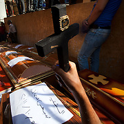 Egyptian Coptic Funerals after Sectarian Clashes