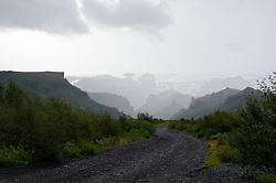 11-07-2014 ISL: Iceland Diabetes Challenge Dag 7, Jokularson<br /> Vandaag ging de challenge verder van Thorsmork richting ons eind station Hali Country Hotel dichtbij Jokulsarlon, het gletsjermeer. De tocht naar Skogar kon geen doorgang vinden door het slechte weer