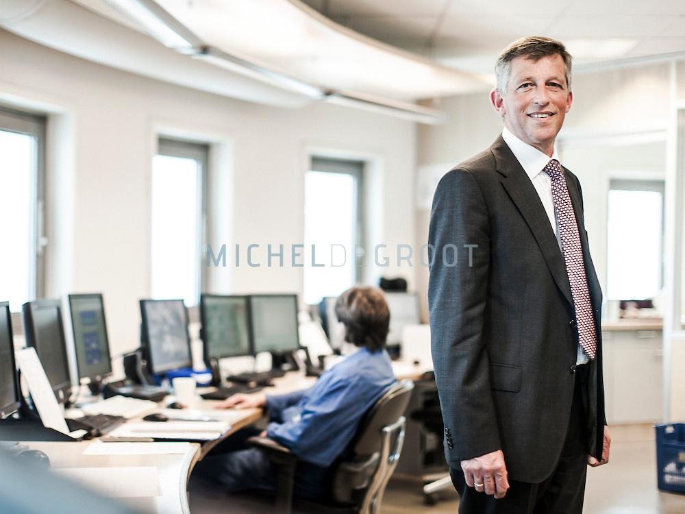 Alex de Bonth, directeur van Odfjell