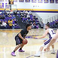Men's Basketball: University of Wisconsin-Stevens Point Pointers vs. University of Wisconsin, Whitewater Warhawks