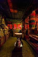 Tibet (Xizang), China.