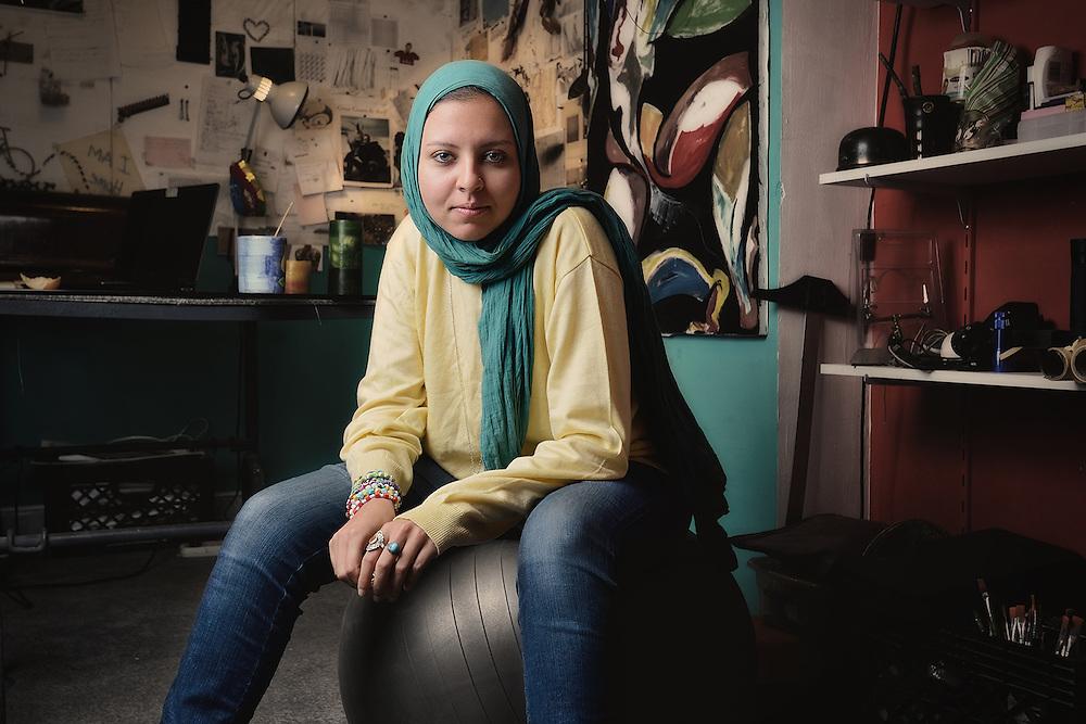 Sondos Shabayek - Writer, Storyteller, and Theatre Director