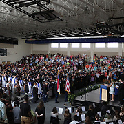Trask High School held graduation ceremonies Saturday June 14, 2014 at the school in Rocky Point, N.C. (Jason A. Frizzelle)