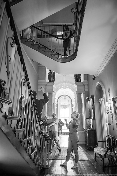An operatic master class held in Kingstone Lisle park professionally captured by Steven O'Gorman - photographer
