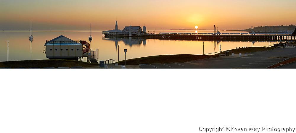 Cunningham Pier sunrise