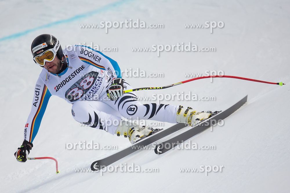23.02.2013, Kandahar, Garmisch Partenkirchen, AUT, FIS Weltcup Ski Alpin, Abfahrt, Herren, im Bild Stephan Keppler (GER) // Stephan Keppler of Germany in action during the mens Downhill of the FIS Ski Alpine World Cup at the Kandahar course, Garmisch Partenkirchen, Germany on 2013/02/23. EXPA Pictures © 2013, PhotoCredit: EXPA/ Johann Groder