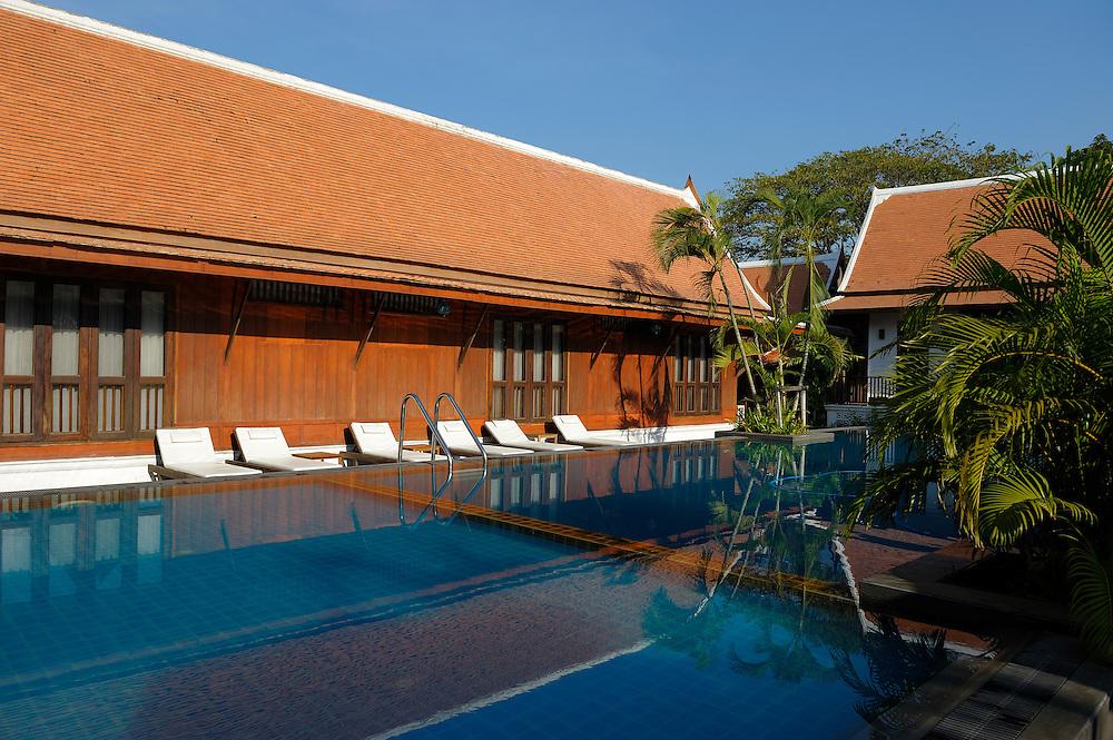 Pool, Hotel The Legendha, Sukhothai, Thailand