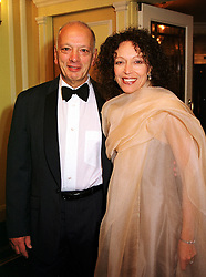 MR RICHARD POLO and MISS TRICIA GUILD at a ball in London on 13th October 1999.MXP 16