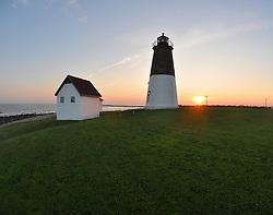 Point Judith Lighthouse, Point Judith Rhode Island