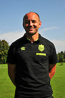 Willy GRONDIN - 15.09.2014 - Photo officielle Nantes - Ligue 1 2014/2015<br /> Photo : Philippe Le Brech / Icon Sport