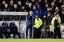 Bristol Rovers manager Graham Coughlan - Mandatory by-line: Dougie Allward/JMP - 07/12/2019 - FOOTBALL - Memorial Stadium - Bristol, England - Bristol Rovers v Southend United - Sky Bet League One