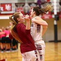 Women's Basketball: Hamline University Pipers vs. Gustavus Adolphus College Gusties