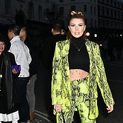 Olivia Bowen attend Indonesian Fashion Showcase - Jera at Fashion Scout London Fashion Week AW19 on 16 Feb 2019, at Freemasons' Hall, London, UK.