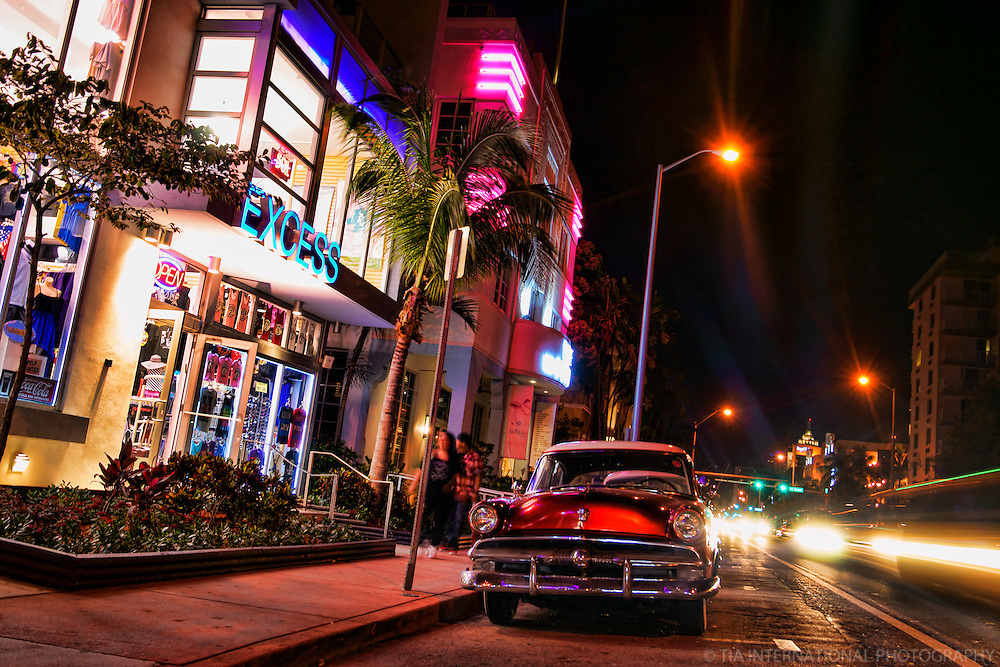 Collins Avenue, South Beach