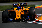 June 7-11, 2018: Canadian Grand Prix. Fernando Alonso (SPA), McLaren Renault, MCL33