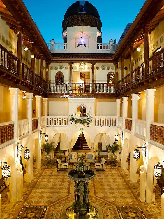 Architecture, Versace house Miami