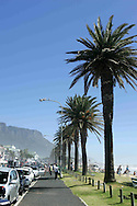 Main road Camps Bay in Cape Town, Western Cape South Africa.Photo by: Ron Gaunt/SPORTZPICS