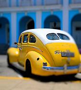 April Sun in Cuba 2018 Cienfuegos and Trinidad