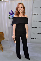 Angela Scanlon at the Glamour Women of The Year Awards 2017 in association with Next held in Berkeley Square Gardens, London England. 6 June 2017.