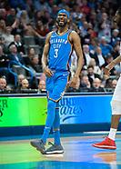 Rockets v Thunder 7 Mar 2018
