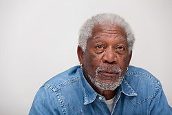 File photo - Morgan Freeman attends the movie junket for The Transcendence in Los Angeles, CA, USA on April 5, 2014. US film star Morgan Freeman has apologised following allegations of sexual misconduct made by eight women and several other people. One production assistant accused Freeman of harassing her for months during filming of bank robbery comedy Going in Style, CNN reported. She said the 80-year-old touched her repeatedly, tried to lift her skirt and asked if she was wearing underwear. Photo by HT/ABACAPRESS.COM