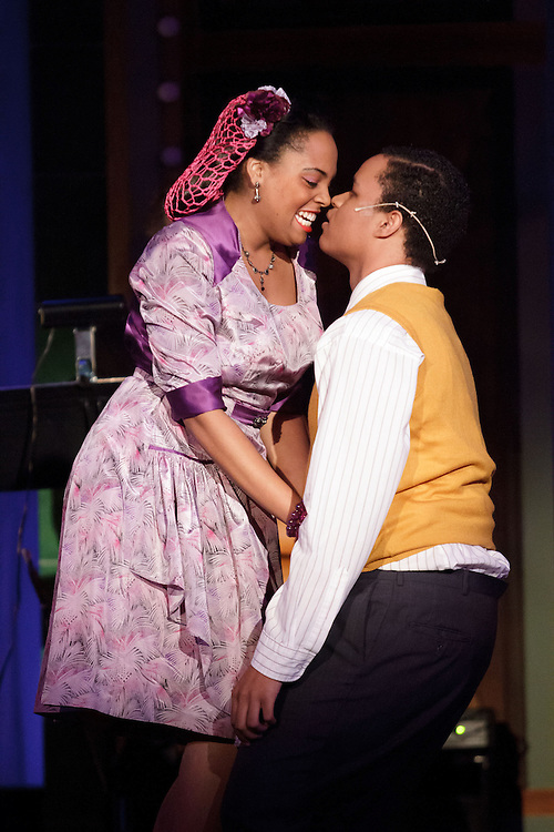 "Solano College Theatre presents ""Ain't Misbehavin,"" directed by Dyan McBride. Photo © Mike Padua, 2012. All Rights Reserved."