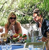 Kate Moss in St Tropez 08/04/2009