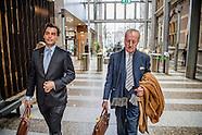 Thierry Baudet en Theo Hiddema van Forum voor Democratie