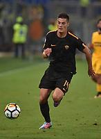 Patrik Schick Roma <br /> Roma 16-09-2017 Stadio Olimpico Calcio Serie A 2017/2018 AS Roma - Verona Foto Andrea Staccioli / Insidefoto