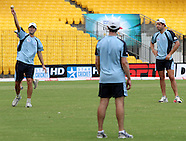 CLT20 - NSW Blues Nets Chennai 27th Sept