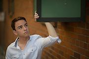 Connor Senior Pictures
